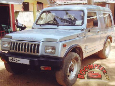 Suzuki Gipsy 410 Suv Jeep For Sale In Sri Lanka Ad Id