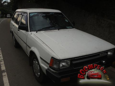 Toyota Corolla DX Wagon KE74 Car For Sale