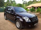 2008 SsangYong Rexton 270 XDI SUV (Jeep) For Sale.