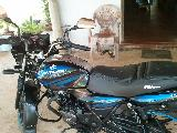 2012 Bajaj Discover 150 DTS-i Motorcycle For Sale.