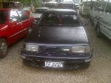 1987 Mazda Familia BF3P Car For Sale.