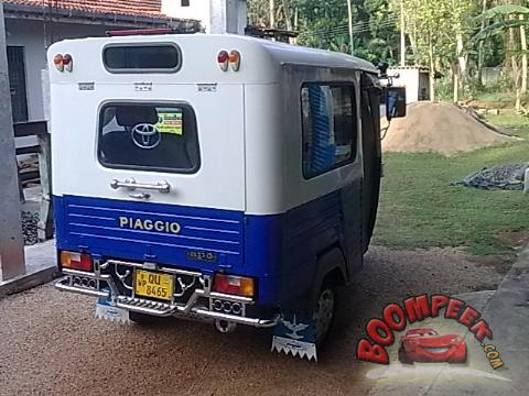 Piaggio Ape Qu 8465 Threewheel For Sale In Sri Lanka Ad Id