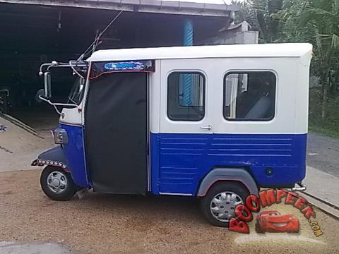 piaggio ape qu-8465 threewheel for sale in sri lanka - ad id