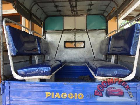 Piaggio Ape Cargo D600 pickup Threewheel For Sale In Sri