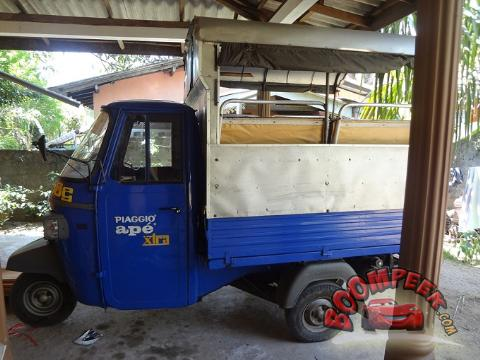 piaggio ape cargo d600 pickup threewheel for sale in sri lanka