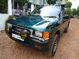 1989 Isuzu palath sabha 4JA1 Cab (PickUp truck) For Sale.