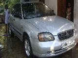2000 Suzuki Baleno EGC11S Car For Sale.