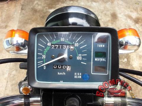 Honda - CD 125 Benly CD 125 T Motorcycle For Sale In Sri Lanka - Ad ID = CS00005901 - BoomPeek ...