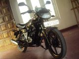 2009 Bajaj XCD 125 DTS-i Motorcycle For Sale.