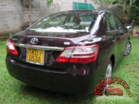 Toyota Premio Car For Sale In Sri Lanka Ad Id