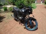 2008 Bajaj XCD 125 DTS-i Motorcycle For Sale.