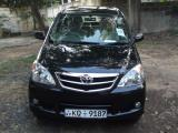 Toyota Avanza  Van For Sale
