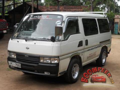 nissan caravan van for sale in sri lanka ad id cs00006197 sri lanka auto. Black Bedroom Furniture Sets. Home Design Ideas