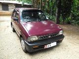1998 Maruti 800  Car For Sale.