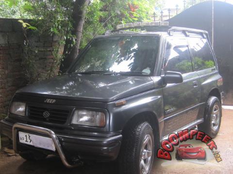 Suzuki Escudo For Sale In Sri Lanka