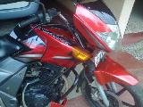 2009 TVS Flame 125 Motorcycle For Sale.