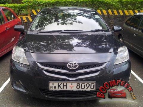 toyota yaris car for sale in sri lanka - ad id = cs00006459