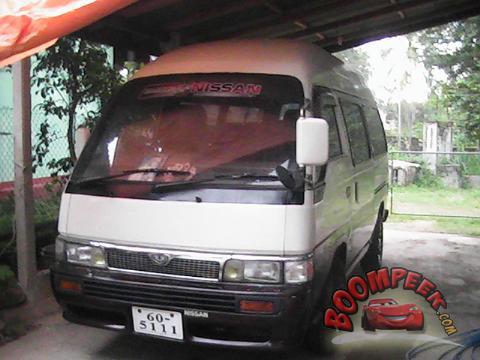 Nissan Caravan 1990 Van For Sale In Sri Lanka Ad Id Cs00006463