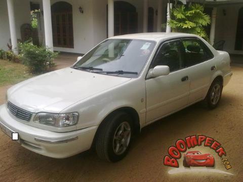Toyota Corolla AE110 Car For Sale In Sri Lanka - Ad ID = CS00006518