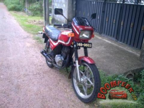Suzuki GS 125 (Japan) Motorcycle For Sale In Sri Lanka - Ad