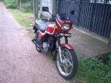 1997 Suzuki GS 125 (Japan) Motorcycle For Sale.