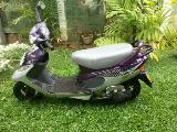 2009 TVS Scooty Pep  Motorcycle For Sale.