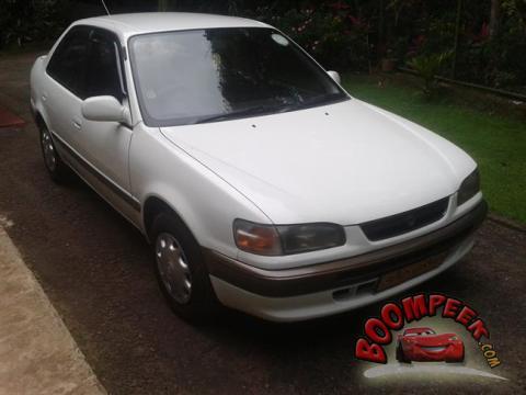 Toyota Corolla AE110 Car For Sale In Sri Lanka - Ad ID