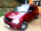 2007 Suzuki Alto  Car For Sale.