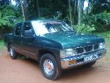 1992 Nissan D21  Cab (PickUp truck) For Sale.