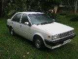 1984 Nissan Sunny HB11 Car For Sale.