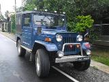 1979 Mitsubishi 4DR5  SUV (Jeep) For Sale.