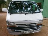 1999 Toyota HiAce LH172 Van For Sale.