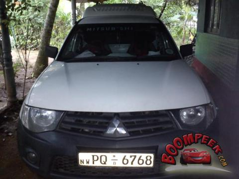 Mitsubishi L200 Double Cab PickUp Truck For Sale