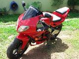 2005 Honda -  CBR250RR Fireblade Motorcycle For Sale.