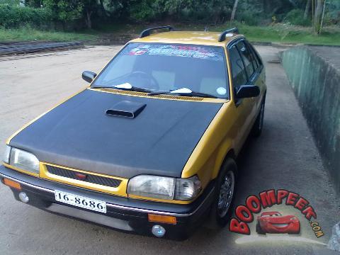 Mazda Familia 323 Sports Car For Sale In Sri Lanka Ad Id