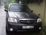 2001 Mazda Tribute  SUV (Jeep) For Sale.