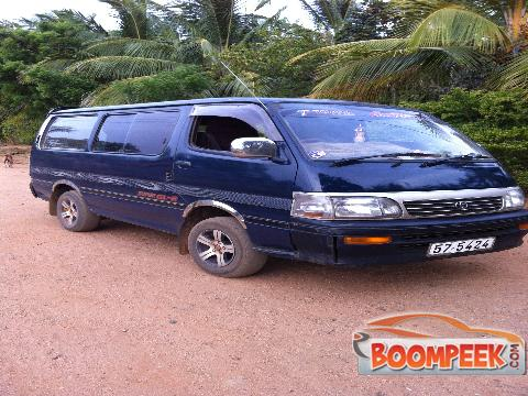 Toyota HiAce LH102 Van For Sale