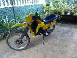 1994 Suzuki RA 125  Motorcycle For Sale.