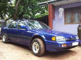 1989 Honda Accord  Car For Sale.