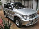 2001 Toyota Prado GX SUV (Jeep) For Sale.