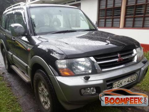 Mitsubishi Montero SUV (Jeep) For Sale In Sri Lanka - Ad ID