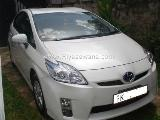2010 Toyota Prius ZVW30 Car For Sale.
