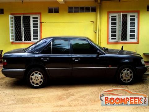 Mercedes benz e220 w124 car for sale in sri lanka ad id for Mercedes benz w124 for sale