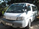 2000 Nissan Vanette  Van For Sale.