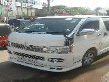2007 Toyota HiAce KDH200 Van For Sale.