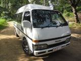 1989 Isuzu Fargo high roof Van For Sale.