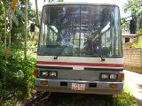 1988 Isuzu Journey  Bus For Sale.