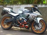 2007 Honda -  CBR250  Motorcycle For Sale.