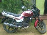 2006 TVS Victor GLX 125 Motorcycle For Sale.
