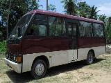 2005 Mitsubishi ISHER  Bus For Sale.